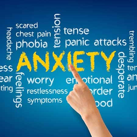 hypnosis and anxiety