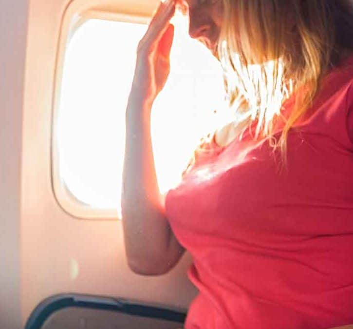 Hypnotherapy Blog | Hypnosis For Flying Phobia