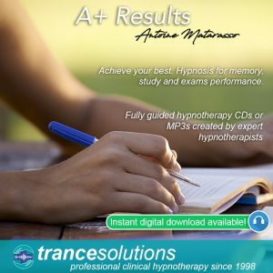 Hypnosis CDs and MP3s for Study and Exams