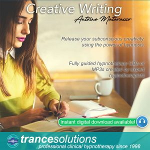 Hypnosis CDs and MP3s for creativity