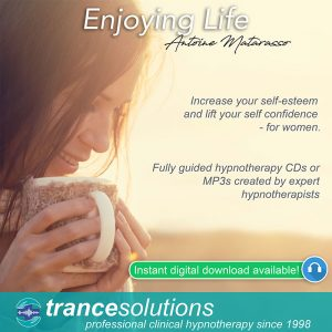 Hypnosis CDs and MP3s To Improve Self Esteem