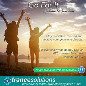 Hypnosis CDs and MP3s for Motivation