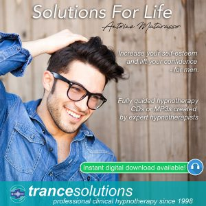 Hypnosis CDs and MP3s To Increase Confidence