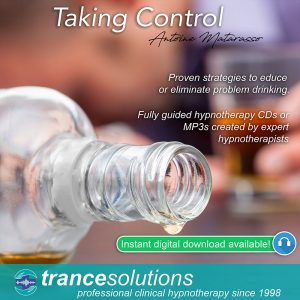 Hypnosis CDs and MP3s To Control Alcohol