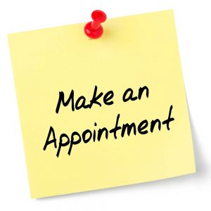 make a hypnotherapy appointment
